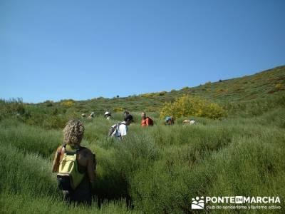 Senderismo Lago de Sanabria Ruta Lago de Sanabria - Laguna de Sotillo; viajes culturales por españa